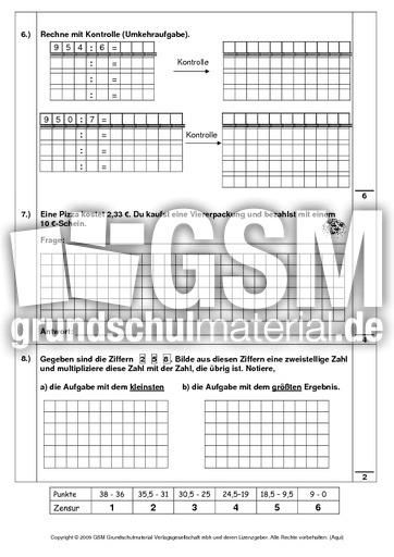 arbeit wdh klasse 3 252bungsaufgaben pdf pictures to pin on