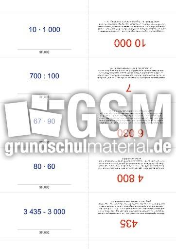 Kartei ZR10000ASMD 1 - Grundrechenarten - Karteien - Mathe ...