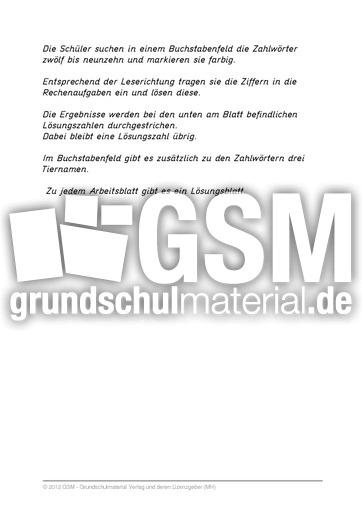 Heft 8_grosse Einmaleins - Rechensuchselhefte gr 1x1 ...