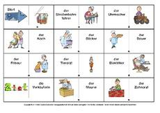 Berufe in der Grundschule - DaZ-nach Themen - Deutsch DaZ-Deutsch ...
