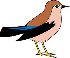 Vogel in der grundschule for Raumgestaltung vogel
