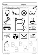 Schreibrichtung in der Grundschule - ABC Anlaute und Buchstaben ...