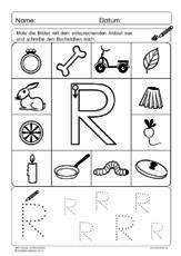 Alphabet in der Grundschule - ABC Anlaute und Buchstaben - Anlaute ...