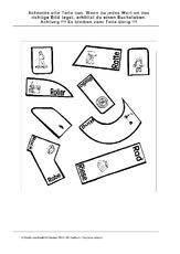 buchstabenpuzzle 2 buchstaben deutsch klasse 1. Black Bedroom Furniture Sets. Home Design Ideas