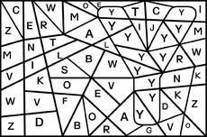 Buchstaben suchen in der Grundschule - Buchstaben suchen - Grafiken ...