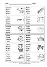 arbeitsblatt in der grundschule grundschulmaterialfibel