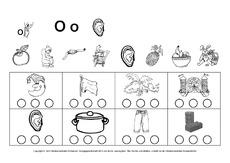 Buchstaben hören für Einzelarbeit in der Grundschule ...