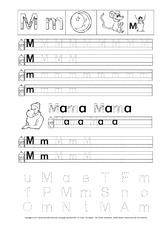 Arbeitsblatt In Der Grundschule Schreiblehrgang Zur Tinto Fibel