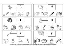 Arbeitsblatt in der Grundschule - verbinden-zu-Anlauten ...