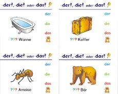Holzcomputer in der grundschule deutsch klasse 1 for Der die das boden