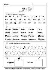 erstlesen in der grundschule lesen deutsch klasse 1