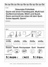 Buchstabe (Arbeitsblatt) in der Grundschule - Aufgabenblätter - Die ...
