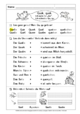 Unterrichtsmaterial u. Arbeitsblätter für die Grundschule ...