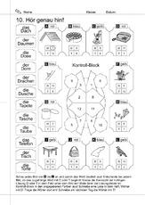 schreiben deutsch klasse 1. Black Bedroom Furniture Sets. Home Design Ideas