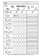Buchstaben und Laute erarbeiten  Deutsch in der Volksschule