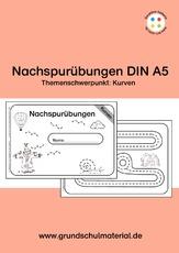 Unterrichtsmaterial für Einzelarbeit in der Grundschule - Schreiben ...