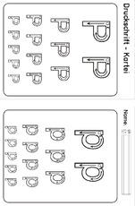 buchstabe p arbeitsblatt in der grundschule. Black Bedroom Furniture Sets. Home Design Ideas
