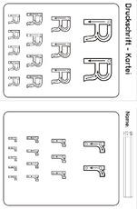Buchstabe R (Arbeitsblatt) in der Grundschule - Deutsch ...