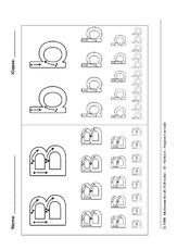 buchstabe b arbeitsblatt in der grundschule schreiblehrg nge deutsch klasse 1. Black Bedroom Furniture Sets. Home Design Ideas