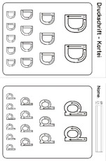 buchstabe d arbeitsblatt in der grundschule deutsch unterrichtsmaterial. Black Bedroom Furniture Sets. Home Design Ideas
