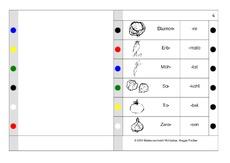 silbentrennung in der grundschule grundschulmaterialde