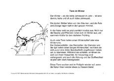 fehlerlesen v gel im winter lesetext 1 v gel im winter wintergeschichten fehlerlesen. Black Bedroom Furniture Sets. Home Design Ideas