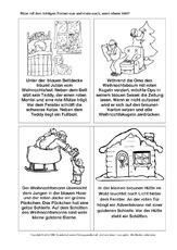 unterrichtsmaterial f r freiarbeit in der grundschule. Black Bedroom Furniture Sets. Home Design Ideas