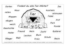Nomen zusammensetzen - zusammengesetzte Nomen - Nomen - Deutsch ...