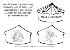 Werkstatt Zirkus Klasse 1 4 Werkstatt Materialien Deutsch Klasse