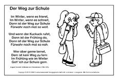 Der Weg Zur Schule Fallersleben Sw Hvfallersleben