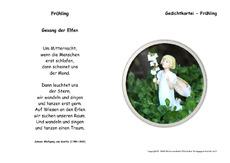 Johann Wolfgang Von Goethe Arbeitsblatt In Der Grundschule