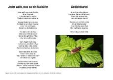 Wilhelm Busch In Der Grundschule Kartei Gedichte Allgemein