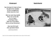 Joachim Ringelnatz In Der Grundschule Kartei Gedichte