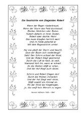 Gedichte 3 klasse grundschule