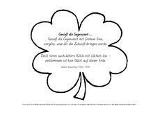 Geburtstagsgedichte In Der Grundschule Kartei Gedichte Geburtstag