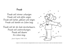 Klassische Gedichte in der Grundschule - Deutsch Klasse 3