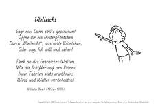 Weihnachtsgedichte Von Wilhelm Busch.Wilhelm Busch In Der Grundschule Ausmalbilder Werkstatt Gedichte