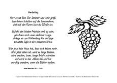 Rainer Maria Rilke In Der Grundschule Grundschulmaterial De
