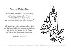 klassische gedichte in der grundschule deutsch klasse 3. Black Bedroom Furniture Sets. Home Design Ideas