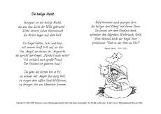 klassische gedichte in der grundschule deutsch. Black Bedroom Furniture Sets. Home Design Ideas
