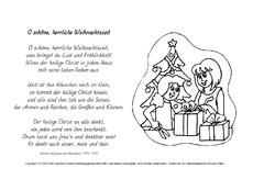 Weihnachtsgedichte grundschule