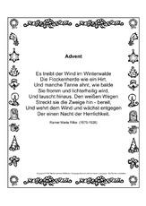 rainer maria rilke gedichte zu weihnachten neujahrsblog 2020. Black Bedroom Furniture Sets. Home Design Ideas