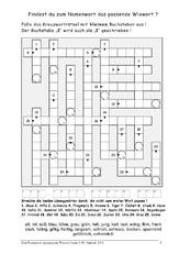 Arbeitsblatt in der Grundschule - Übungen - Adjektive - Grammatik ...