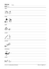 Sätze bilden mit Adjektiven - Adjektive - Grammatik - Deutsch Klasse ...