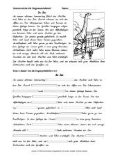 schwere hausaufgaben 1 3 gd texte vergangenheitsform arbeitsbl tter verben grammatik. Black Bedroom Furniture Sets. Home Design Ideas