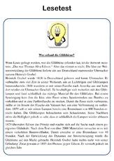 sinnerfassendes lesen in der grundschule deutsch klasse