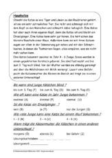 Tierbeschreibung Klasse 5 Gymnasium Ubungen 9