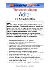 adlerpdf - Muster Tierbeschreibung