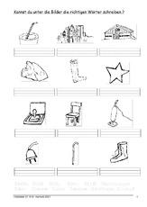 bilddiktat in der grundschule. Black Bedroom Furniture Sets. Home Design Ideas