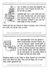 Geschichten schreiben in der Grundschule - Deutsch Klasse 3 ...